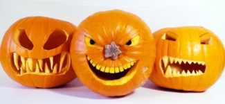 Carve Cool Halloween Pumpkins
