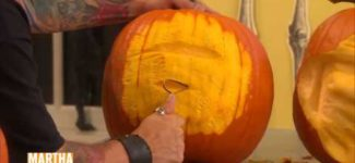 How to Carve Incredible Pumpkin Faces
