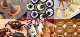 6 Easy No-Bake DIY Halloween Treats
