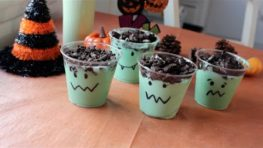 4 Super Easy Halloween DIY Party Treats