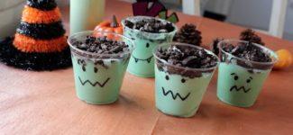 4 Super Easy Halloween DIY Party Treats