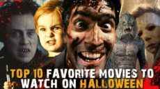 10 Great Movies to Watch on Halloween