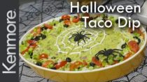 Spooky Halloween Party Dip